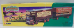 21701 Corgi  AEC Closed pole truck w/closed pole trailer set - Carnival